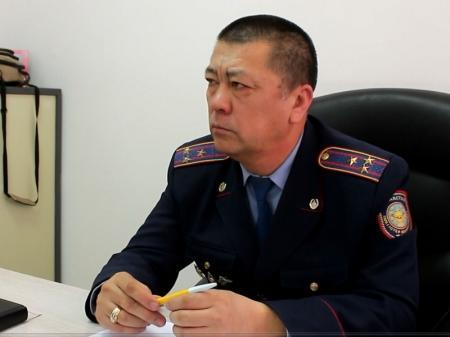 Оразбай Садуов: Полицейский автомобиль не заезжал на детскую площадку