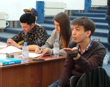 В Актау прошел кастинг молодежного проекта «Swag people»