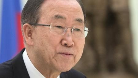 Пан Ги Мун: Отправка миротворцев ООН на Украину сейчас невозможна