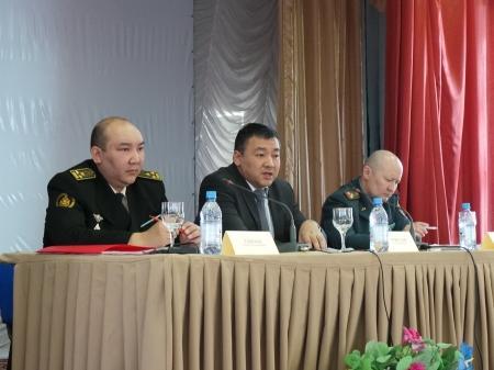 Военный прокурор Актауского гарнизона: Состояние здоровья призывников вызывает беспокойство