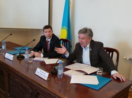 Депутаты Актауского городского маслихата определили новый состав избирательных комиссий
