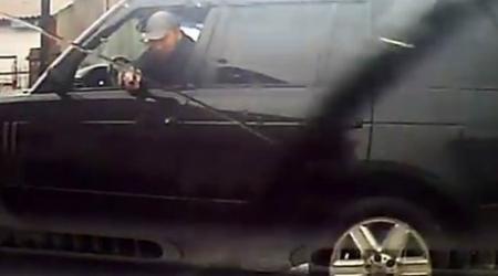 Установлена личность водителя Range Rover с пистолетом