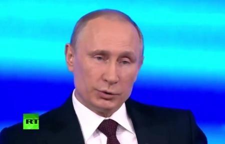 Президент России Владимир Путин беседует с россиянами ПРЯМОЙ ЭФИР