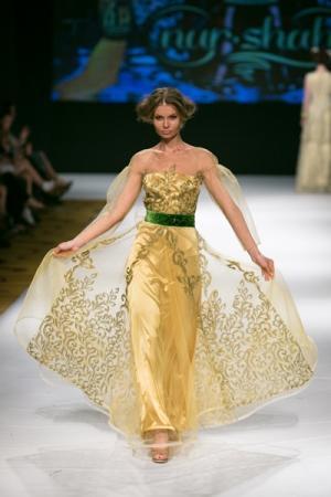 Неделя моды Pret-a-Porte Kazakhstan Fashion Week  сезона осень-зима 2014-2015 в Алматы