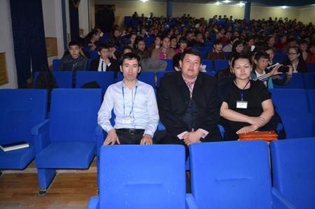 В Жанаозене прошел День открытых дверей для выпускников школ