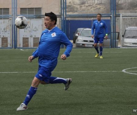 В Актау продолжается ветеранский турнир по мини-футболу