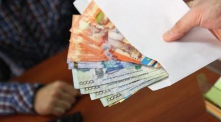 Уровень коррупции в Казахстане снижается - финпол