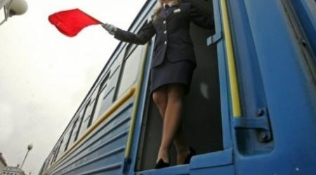 Движение поезда на Украину из Казахстана будет приостановлено в мае