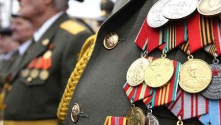 Сколько получат ветераны ВОВ ко Дню победы?