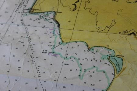 Рыбаки Актау считают выделенные участки  для рыболовства неподходящими