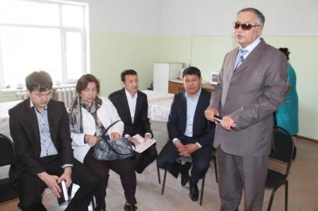 В Актау  предприятия и Палата предпринимателей области  помогают людям с ограниченными возможностями