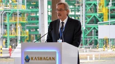 Глава оператора проекта Кашаган уходит в отставку