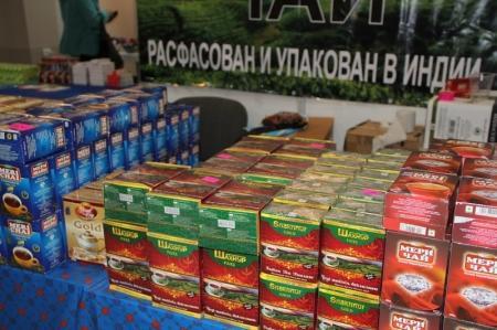 В Актау началась ярмарка «Бери от жизни все»