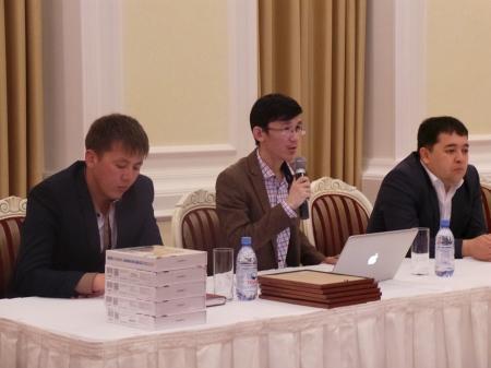 В Актау наградили лучших блогеров-студентов