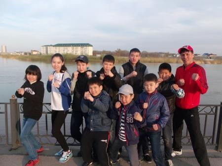 Актауские спортсмены завоевали девять медалей на первенстве Атырауской области по кекушинкай карате
