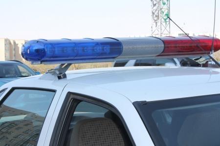В Актау полицейские привлекут к ответственности водителя, которая сбила девочку и отвезла ее домой