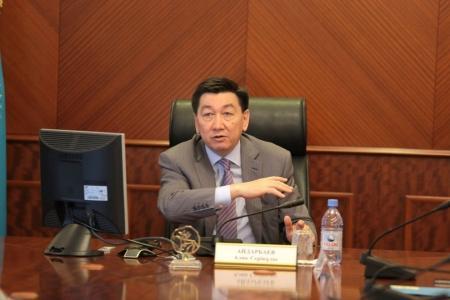 Аким Мангистауской области предложил ввести мораторий на строительство в прибрежной зоне Актау