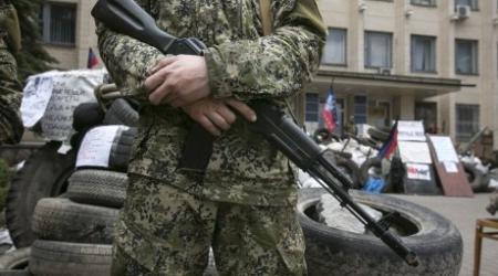 МИД назвал необоснованной информацию о казахстанских боевиках в Славянске