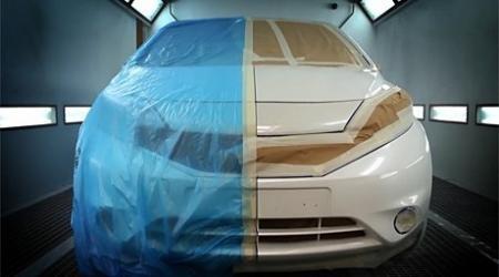 Самоочищающийся автомобиль изобрел Nissan