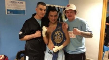 Казахстанский боксер Жанат Жакиянов завоевал титул чемпиона Европы