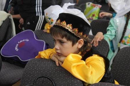В Актау прошел отчетный концерт татарского этнокультурного объединения «Булгар»