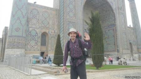 Казахстанец намерен объехать земной шар на велосипеде