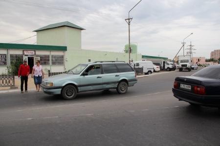 Когда установят пешеход возле городского рынка?