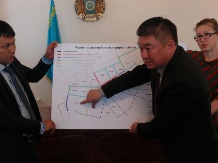 Депутаты обсудили развитие автомобильных дорог в Актау