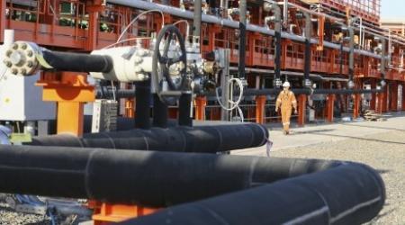 На Кашагане произведут полную замену трубопроводов