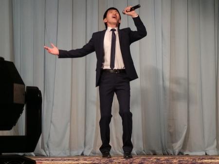 В Актау отметили Международный день танца