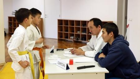 В Актау прошли соревнования по айкикарате и айкидо