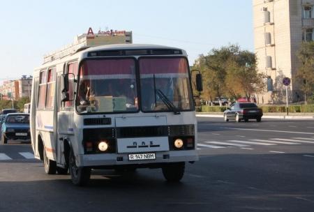 В актауском отделе пассажирского транспорта и автомобильных дорог рассказали про новые автобусные маршруты