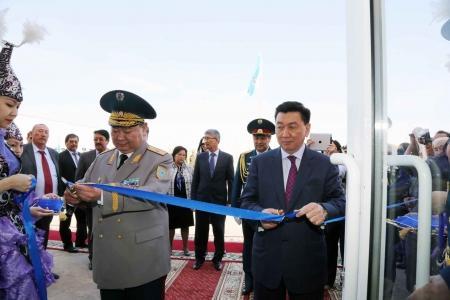 Генерал-майор Аубакиров: со строительством пожарного депо в Жанаозене появятся дополнительные рабочие места