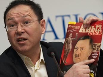 Главред посвященного Гитлеру журнала извинился перед ветеранами
