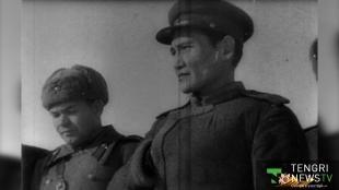 Хроника Великой Отечественной войны. Бауыржан Момышулы