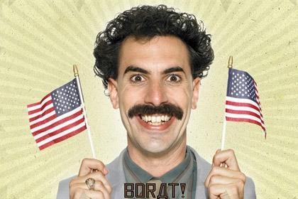 Посольство Казахстана причислило персонажа «Бората» к местным достопримечательностям