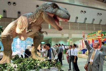 В Китае нашли тираннозавра-«Пиноккио»
