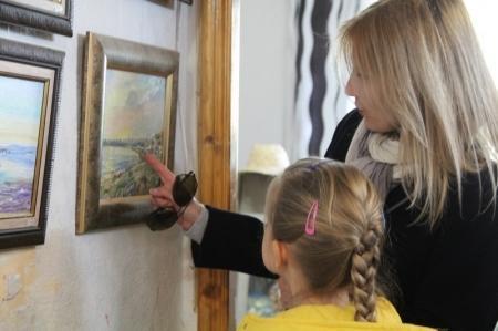 В Актау пройдет выставка «Живые картины»