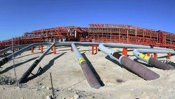 Около двух лет понадобится на замену труб на месторождении Кашаган - Карабалин