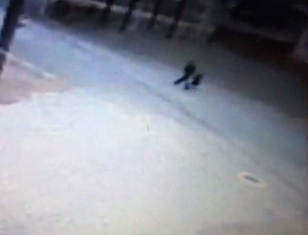 В соцсетях появилось видео подозреваемого в убийстве Вики Ганя
