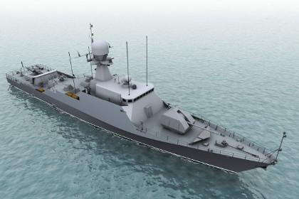 Россия предложила Казахстану корабли проекта «Торнадо»