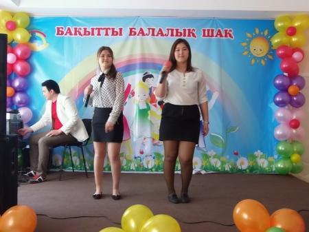 В Актау прошел конкурс для детей-сирот