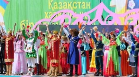 Ценить единство и согласие призвал казахстанцев Нурсултан Назарбаев