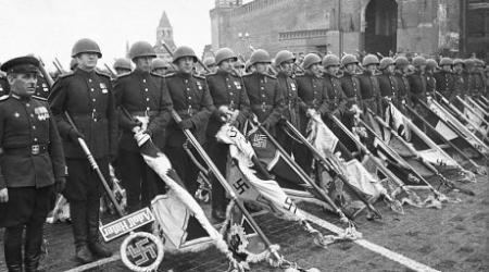 Подвиги казахстанцев в годы Великой Отечественной войны