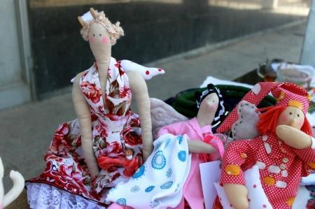 """В Актау в  галерее  """"Ковчег"""" прошла ярмарка, посвященная Дню единства народа Казахстана"""