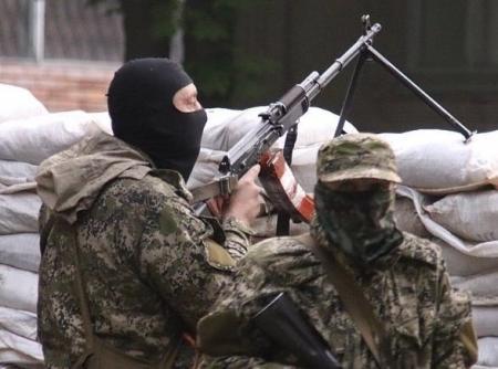 Украинская армия штурмует Славянск: онлайн-трансляция