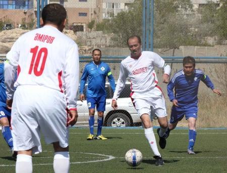 В финале кубка «Барс Трейд Ойл» встречаются «Каспий» и «Адилет»