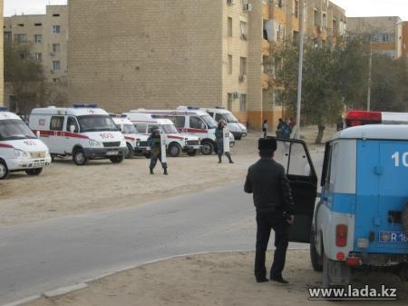 Два преступления, совершенных в Актау, раскрыты в ходе операции «Правопорядок»