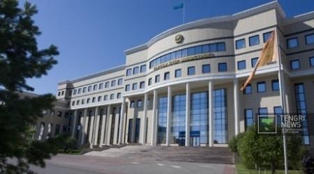В Казахстане обеспокоены событиями в Одессе и Краматорске - МИД