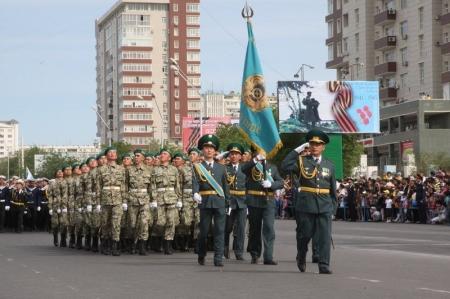 Празднование Дня Победы в Актау пройдет без военного парада